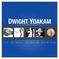 Dwight Yoakam, Original Album Series (5CD)