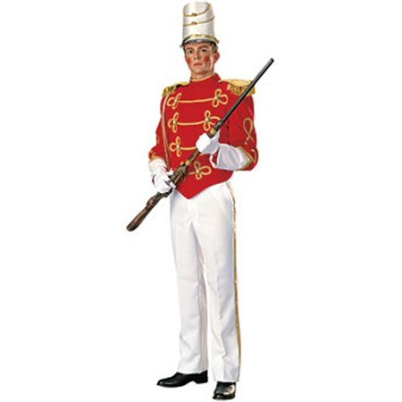 Wooden Soldier Deluxe Costume (50's Dress Up Ideas)