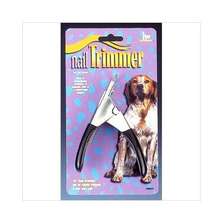 J.W. Pet Company Soft Grip Guillotine Pet Nail Clipper