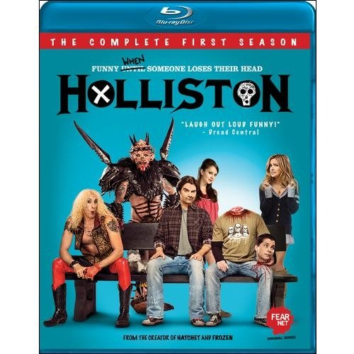 Holliston: The Complete First Season (Blu-ray) (Widescreen)