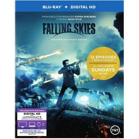 Falling Skies: The Complete Fourth Season (Blu-ray) (Falling Skies Season)