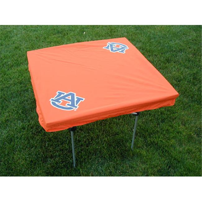 Rivalry Distributing RIV-RV115-4050 Auburn Tigers NCCA Ultimate Card Table Cover