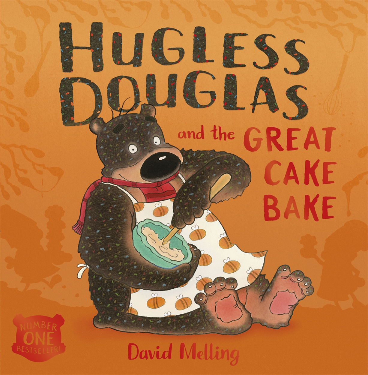 Hugless Douglas and the Great Cake Bake (Paperback)