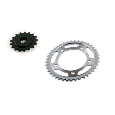 1998 1999 2000 2001 2002 2003 Honda VT750 Shadow 750 Front & Rear Sprocket