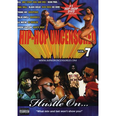 Hip Hop Uncensored: Volume 7: Hustle On (DVD)