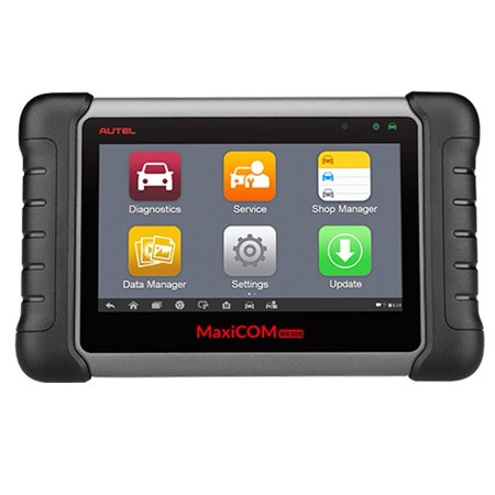 Autel MaxiCOM MK808 Diagnostic Tool OBD2 Automotive Scanner with All System Diagnosis and Service Functions IMMO/EPB/SAS/BMS/TPMS/DPF Service Code Reader