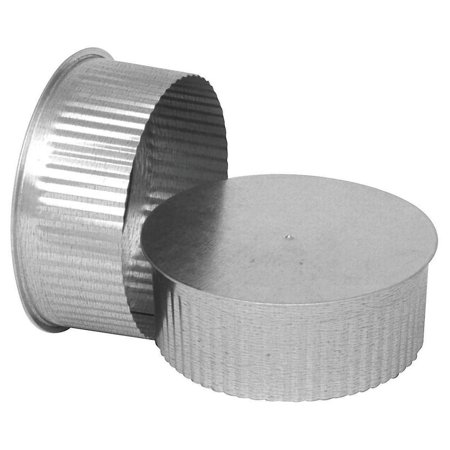 Stone Chimney (Imperial GV0734 Round Chimney Stove Pipe Plug, 5 in)