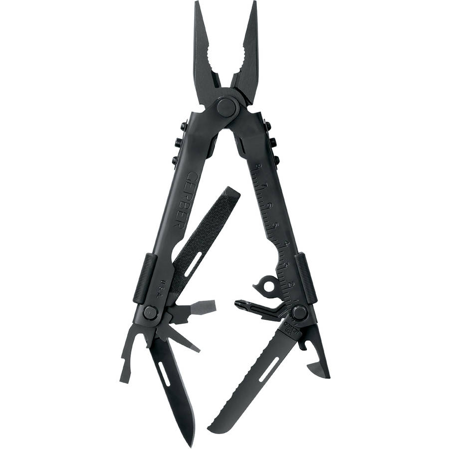 Gerber MP 600 Basic Needlenose Black Multi-Plier with Sheath