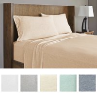 Soft Tees Luxury Cotton Modal Ultra Soft Jersey Knit Sheet Set by Royale Linens