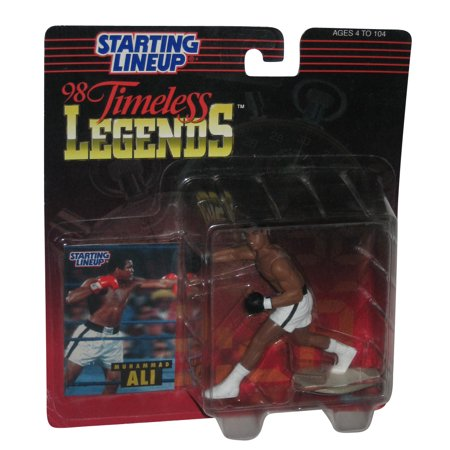 Boxing Starting Lineup Timeless Legends 1998 Muhammad Ali (Best Age To Start Boxing)