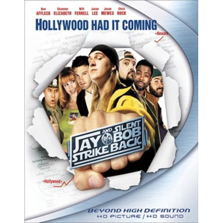 Jay & Silent Bob Strike Back (Blu-ray)