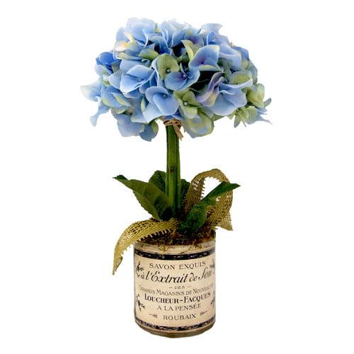 Creative Displays, Inc. Hydrangea in French Glass