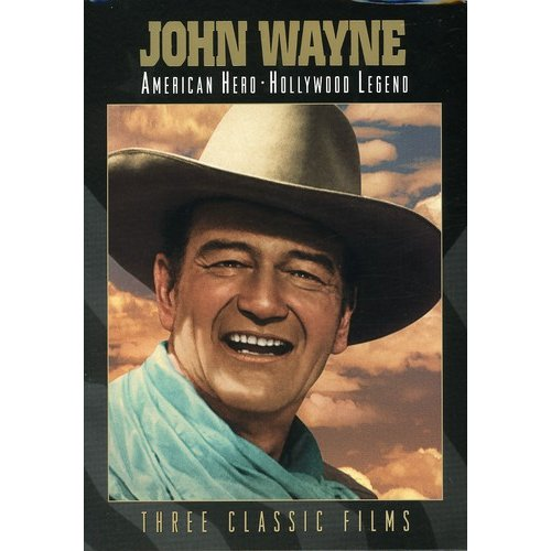 John Wayne: American Hero, Hollywood Legend - The Comancheros / North To Alaska / The Undefeated (Widescreen)