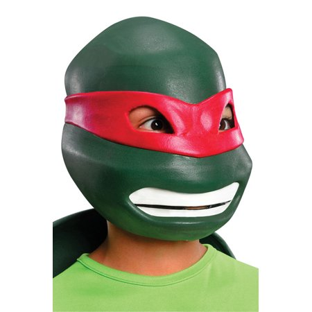 Best Halloween Masks Canada (Raphael Child Vinyl Mask)