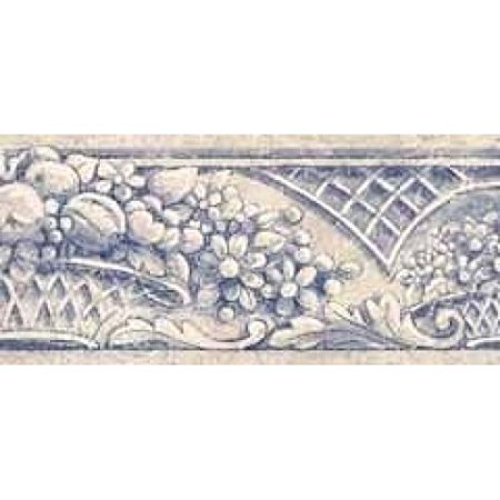 KT003171B Fruits and Flowers Wallpaper Border. Beige, Prepasted: Paste has already been applied to the back of the wallpaper and is activated with water. By Seabrook From (Best Way To Remove Wallpaper Paste From Drywall)