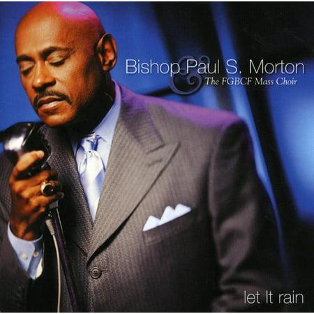 Let It Rain (CD) (Let It Rain Paul Morton)