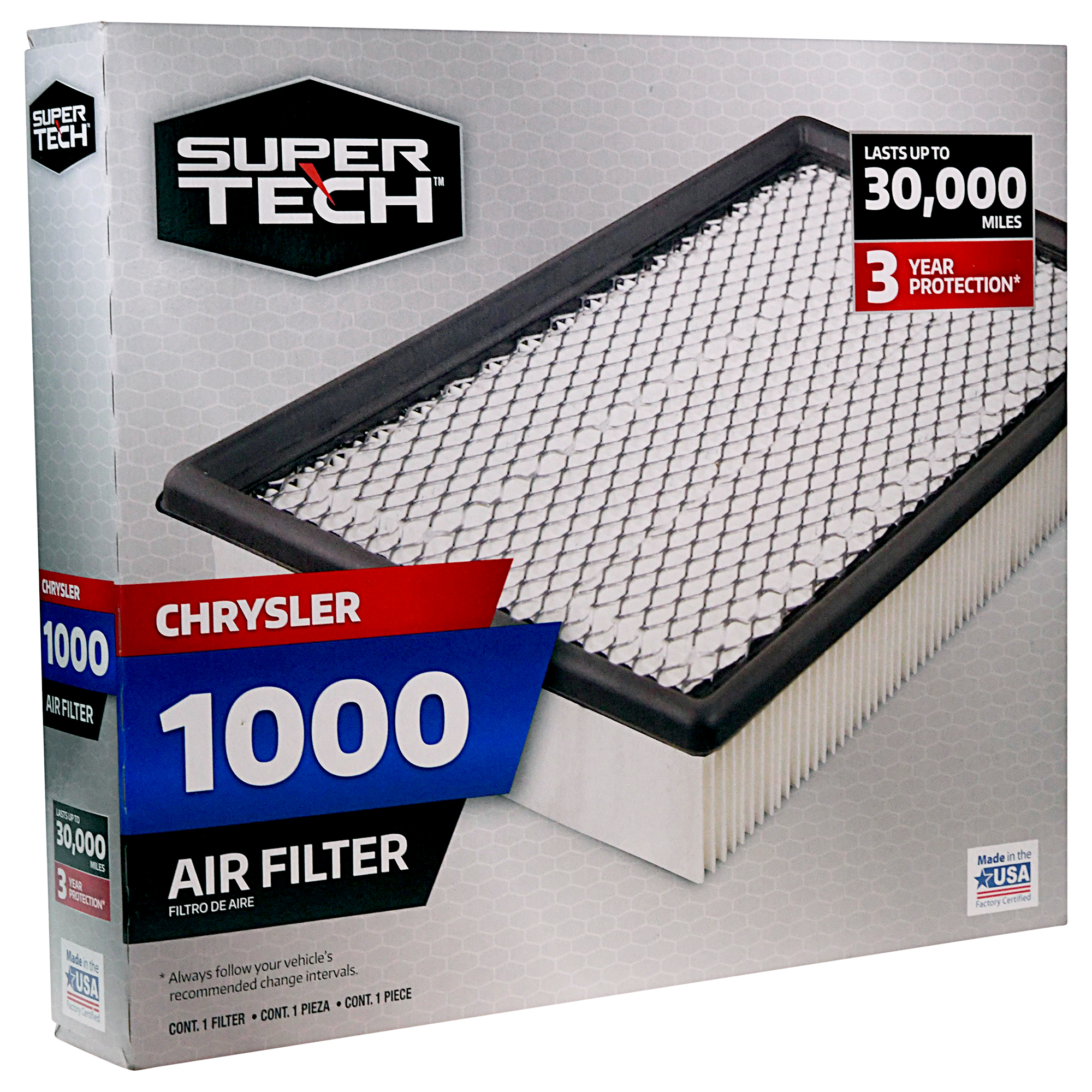 K/&N 33-2470 High Performance Replacement Air Filter