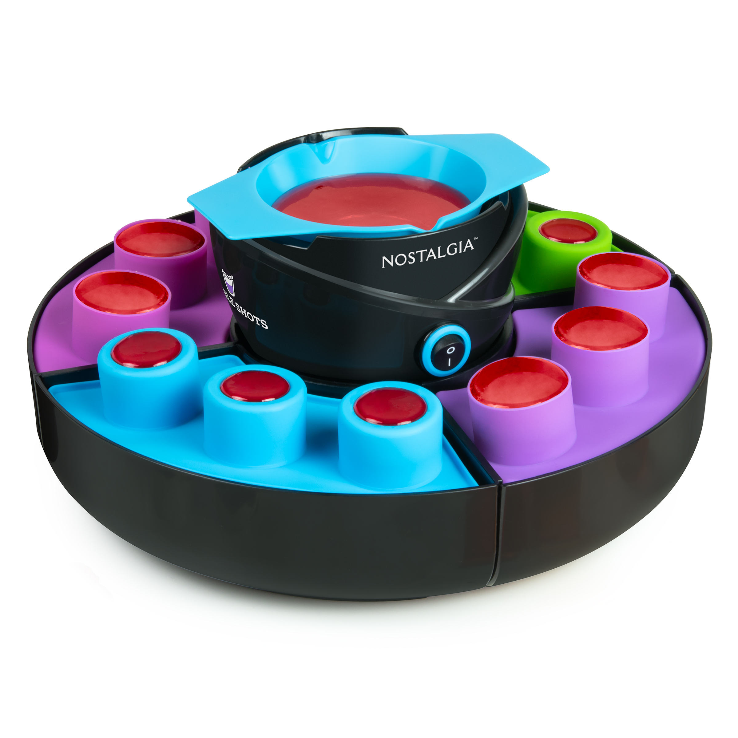 Nostalgia SM12 Edible Shot and Cup Maker