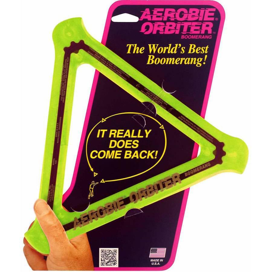 Aerobie Orbiter Boomerang - Colors may vary
