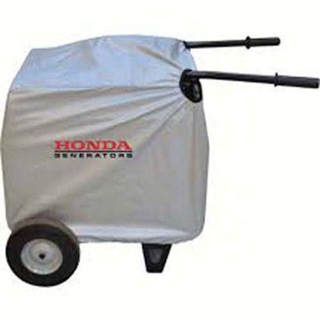 Honda 08P60-ZS9-00S  08P60-ZS9-00S EU3000is Generator Cover w/ handle openings for 2-Wheel Kit; (Honda Eu3000is Best Price)