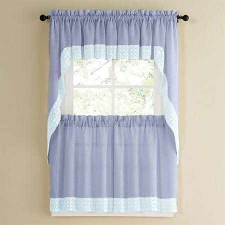 Salem Kitchen Window Curtain 24