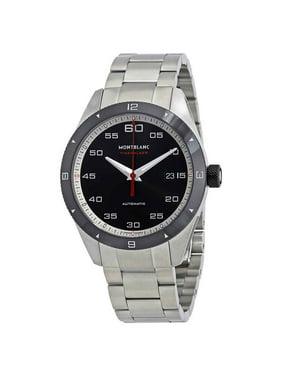 Montblanc TimeWalker Automatic Black Dial Men's Watch 116060