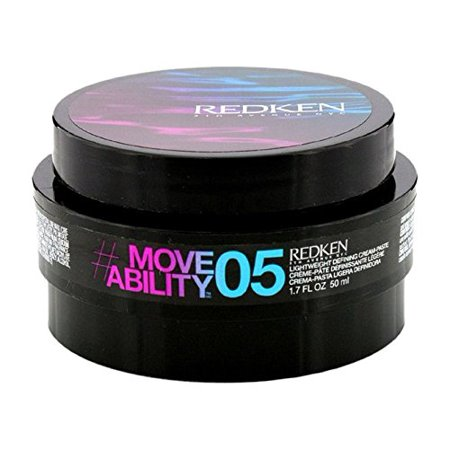 (Move Ability 05 Lightweight Defining Cream Paste, 1.7 Ounce, Lightweight, mild control cream-paste feels like a paste By REDKEN)
