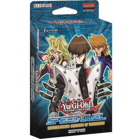 Yu Gi Oh Dark Hole - YUGIOH SPEED DUELING DUELISTS OF TOMORROW DECKS