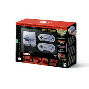 Nintendo Super NES Classic Edition (Universal), CLVSSNSG