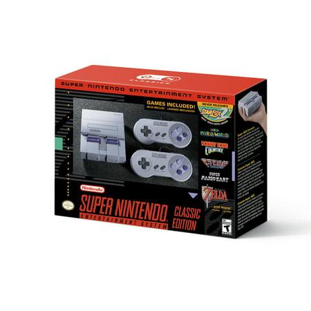 (Nintendo Super NES Classic Edition (Universal), CLVSSNSG)