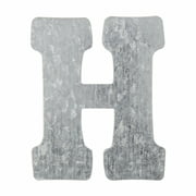 On the Surface Tin Letter H, 1 Each
