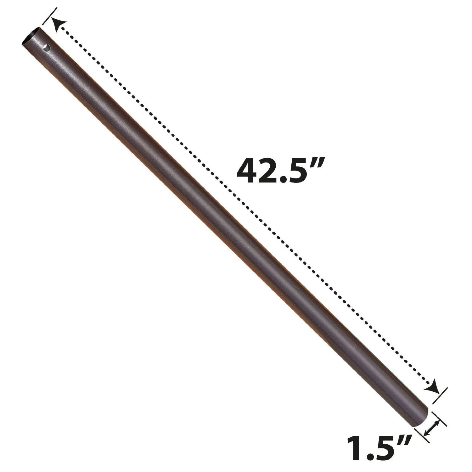 "Strong Camel Patio Umbrella Lower Pole ( dia 1.5"" ) (Length 42.5"")"