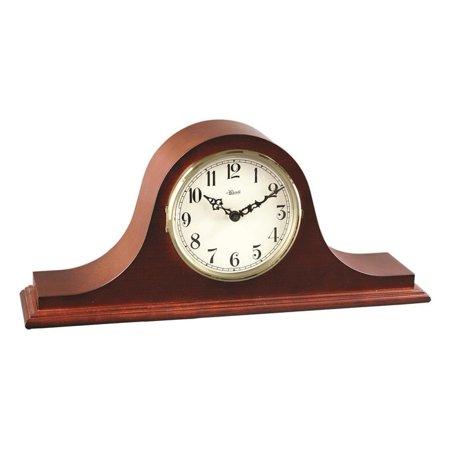 Hermle Sweet Briar Mantel Clock in Cherry with Quartz Movement Sku# 21135N92114
