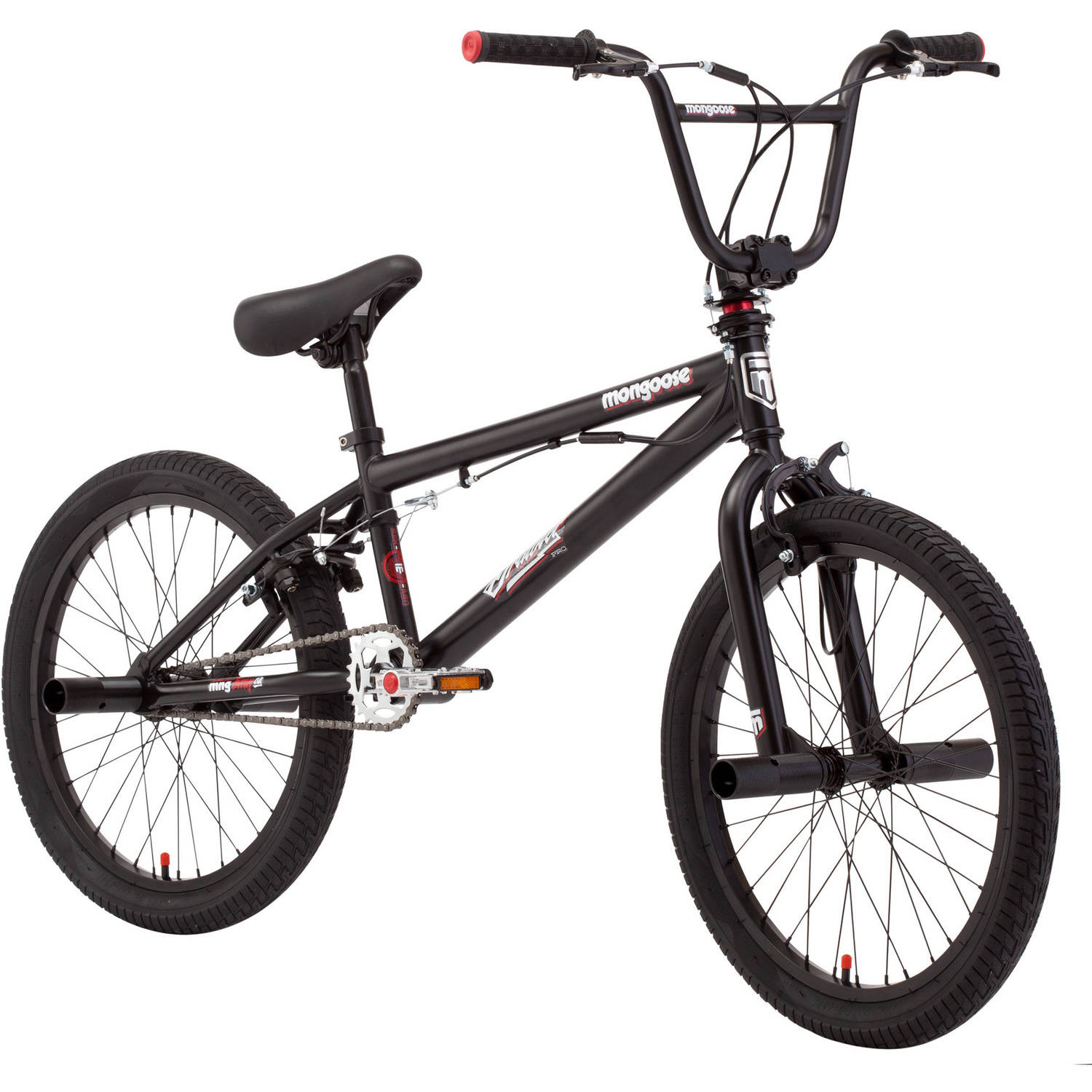 "20"" Mongoose Brawler Pro Style Boys' BMX Bike by Pacific Cycle"