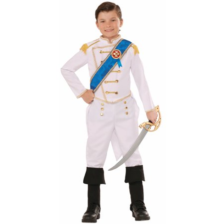 Happily Ever After Prince Child Costume (Large)