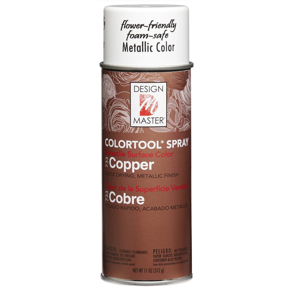 Design Master Colortool 11oz Copper