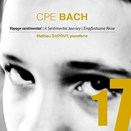 Sentimental Journey / Music for Fortepiano (Sentimental Journey Cd)