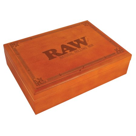 Old Wood Box (Raw ? Special Wood Rolling Box - 6.25