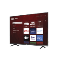 Deals on TCL 55-inch Class 4K UHD HDR LED Roku Smart TV 4 Series