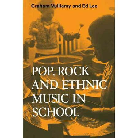 Pop  Rock And Ethnic Music In School