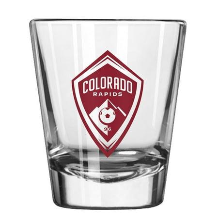 Colorado Rapids 2oz. Collectible Game Day Shot Glass - No Size](Cheap Custom Shot Glasses No Minimum)