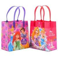 12PCS Disney Princess Goodie Party Favor Gift Birthday Loot Reusable Bags