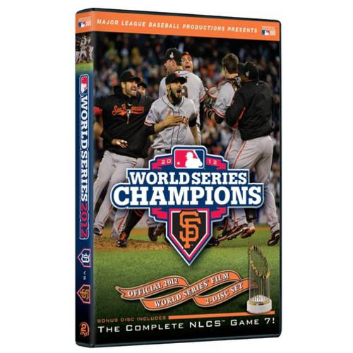 MLB 2012 World Series Champions: San Francisco Giants - Official World Series Film
