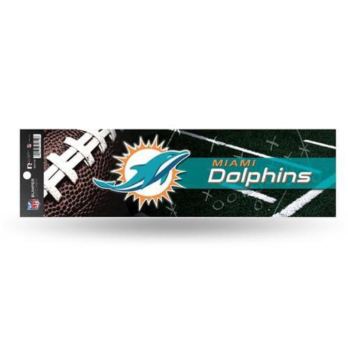 Miami Dolphins Dolphins Bumper Sticker