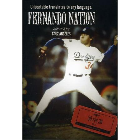 Espn Films 30 For 30  Fernando Nation