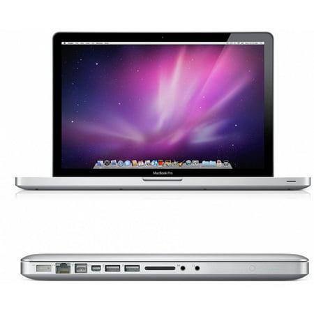 Cd Rw Macbook Pro - Apple MacBook Pro 2.9GHz Dual Core i7 8GB 500GB DVD-RW 13