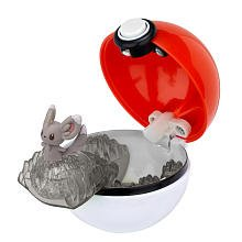 - Pokemon Pop n Battle Launcher & Attack Target With Minccino