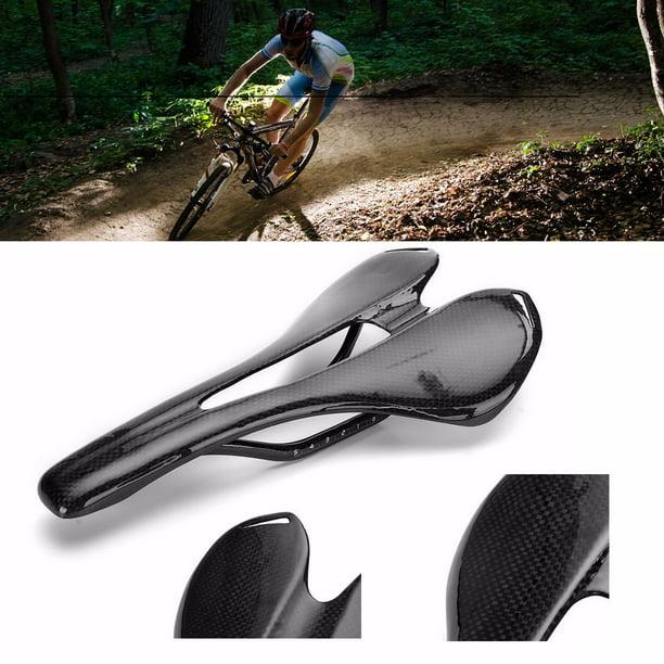 Full Carbon Bike Saddle MTB 3K Road Bike Saddle Ultralight Mountain Bicycle Seat