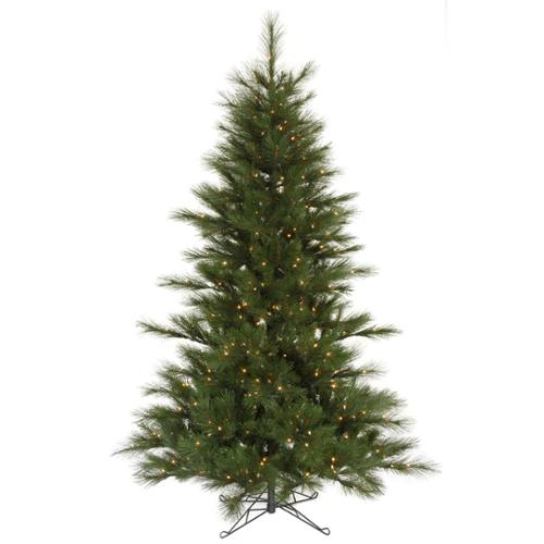 12' Pre-Lit Scotch Pine Artificial Christmas Tree - Clear Lights