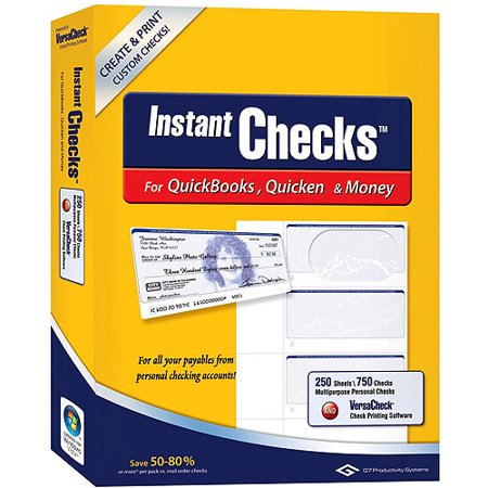 Instant Checks: Form 3001 Blue Prestige - Personal (PC)